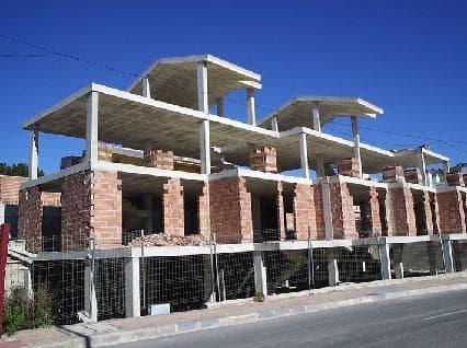 Piso en venta en Pedanía de Cobatillas, Murcia, Murcia, Urbanización los Cantales, 13.220 €, 3 habitaciones, 1 baño, 44 m2