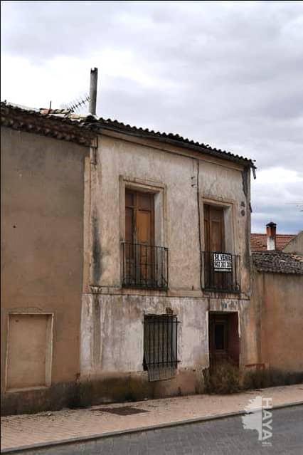 Casa en venta en Quintanilla de Arriba, Quintanilla de Arriba, Valladolid, Calle Arriba, 14.500 €, 2 habitaciones, 1 baño, 121 m2