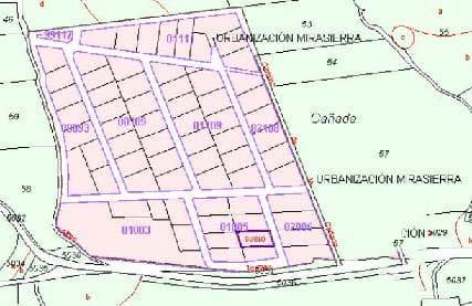 Suelo en venta en Martillán, Martinamor, Salamanca, Calle Mirasierra Vii, 22.000 €, 800 m2