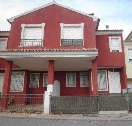 Casa en venta en El Llano de Bullas, Bullas, Murcia, Calle Poeta Gines Jimenez, 105.000 €, 3 habitaciones, 2 baños, 160 m2