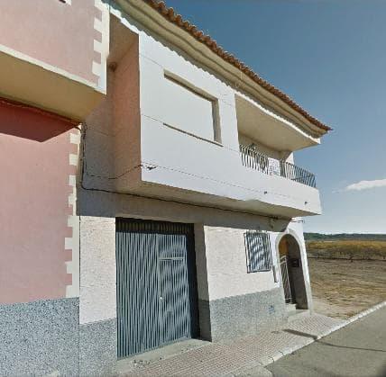 Casa en venta en Fuente Carrasca, Bullas, Murcia, Calle Velazquez, 91.000 €, 3 habitaciones, 1 baño, 304 m2