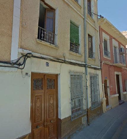Casa en venta en Cañada de Agra, Hellín, Albacete, Calle Tesifonte Gallego, 34.200 €, 5 habitaciones, 1 baño, 182 m2