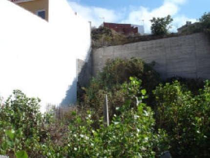 Suelo en venta en La Guancha, Santa Cruz de Tenerife, Calle Gran Canaria, 23.066 €, 146 m2