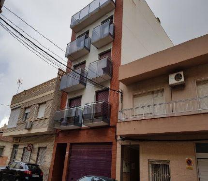 Piso en venta en Archena, Murcia, Calle Enrique Salas, 64.000 €, 129 m2