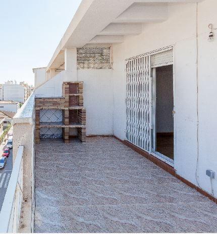 Piso en alquiler en Torrevieja, Alicante, Calle San Policarpo, 315 €, 2 habitaciones, 1 baño, 52 m2