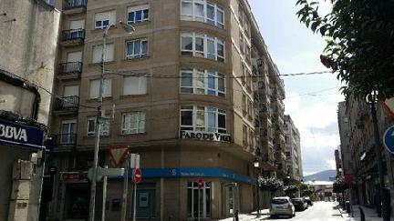 Piso en venta en A Estrada, Pontevedra, Calle Justo Martinez, 61.803 €, 1 habitación, 2 baños, 104 m2
