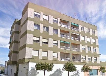 Piso en venta en Huércal-overa, Almería, Calle Juan de Austria, 80.600 €, 4 habitaciones, 1 baño, 104 m2