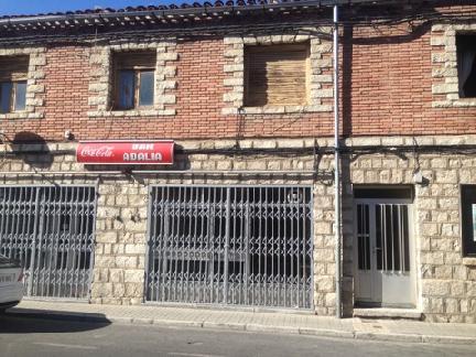 Local en venta en Ávila, Ávila, Calle San Pedro Bautista, 142.851 €, 80 m2