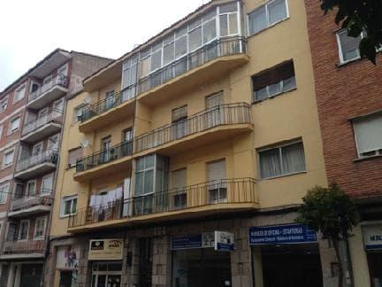 Piso en venta en Ávila, Ávila, Calle Cuartel de la Montaña, 51.718 €, 4 habitaciones, 1 baño, 90 m2