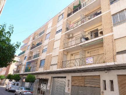 Piso en venta en Bañet, Almoradí, Alicante, Calle España, 31.441 €, 3 habitaciones, 1 baño, 86 m2