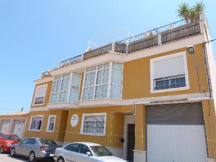 Piso en venta en Los Veras, Pilar de la Horadada, Alicante, Calle Casicas de Arriba, 72.971 €, 2 habitaciones, 1 baño, 71 m2
