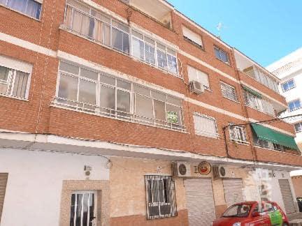 Piso en venta en La Ceñuela, Torrevieja, Alicante, Travesía Perpendicular Maldonado, 50.221 €, 3 habitaciones, 1 baño, 89 m2