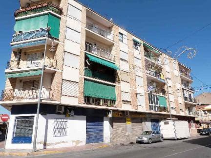 Piso en venta en Centro, Almoradí, Alicante, Calle Virgen del Rosario, 27.600 €, 2 habitaciones, 1 baño, 86 m2