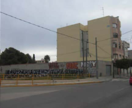 Suelo en venta en Benicarló, Castellón, Avenida San Francisco, 97.744 €, 775 m2