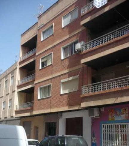 Piso en venta en Albox, Almería, Calle Mendoza, 37.227 €, 4 habitaciones, 1 baño, 124 m2