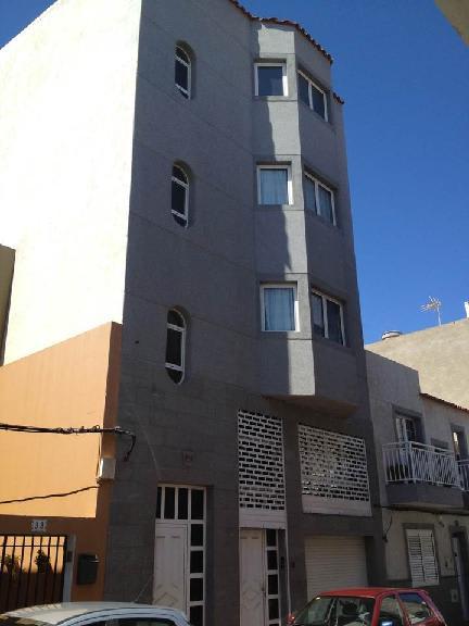 Piso en venta en Cruce de Sardina, Santa Lucía de Tirajana, Las Palmas, Calle Tasartico, 113.303 €, 3 habitaciones, 1 baño, 95 m2
