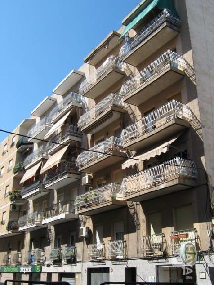 Piso en venta en Elche/elx, Alicante, Calle Hermanos Navarro Caracena, 31.985 €, 3 habitaciones, 1 baño, 95 m2