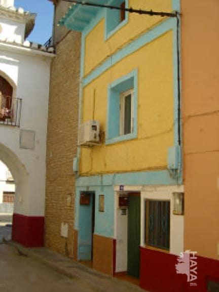 Casa en venta en Quinto, Zaragoza, Calle San Anton, 39.000 €, 3 habitaciones, 2 baños, 128 m2