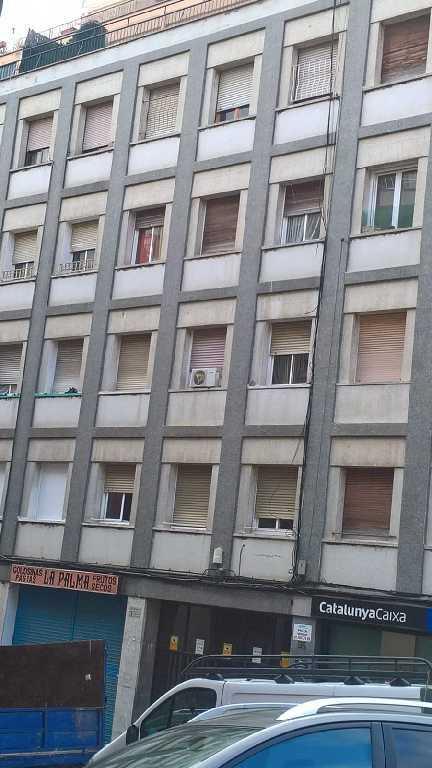 Piso en venta en Badalona, Barcelona, Calle Cuba, 112.500 €, 2 habitaciones, 1 baño, 53 m2