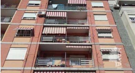 Piso en venta en Alzira, Valencia, Calle Alquenencia, 77.100 €, 4 habitaciones, 2 baños, 100 m2