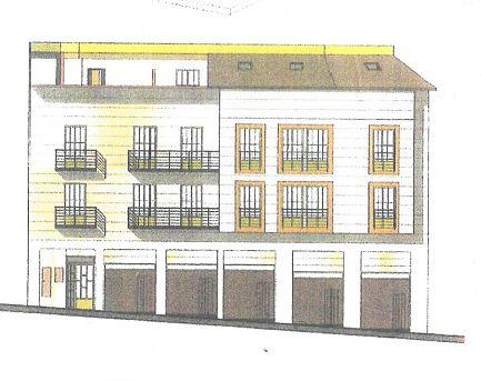 Piso en venta en Torre del Campo, Jaén, Calle San Francisco, 81.370 €, 2 habitaciones, 1 baño, 80 m2
