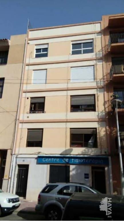 Piso en venta en Virgen de Gracia, Vila-real, Castellón, Calle Raval del Carme, 32.100 €, 3 habitaciones, 2 baños, 87 m2