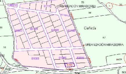 Suelo en venta en Martillán, Martinamor, Salamanca, Calle Mirasierra Vii, 19.000 €, 674 m2