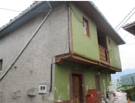 Casa en venta en Gozón, Asturias, Lugar Canzana, 17.559 €, 2 habitaciones, 1 baño, 106 m2