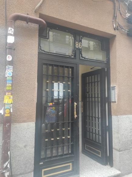 Piso en venta en Centro, Madrid, Madrid, Calle Amparo, 155.000 €, 1 habitación, 1 baño, 35 m2