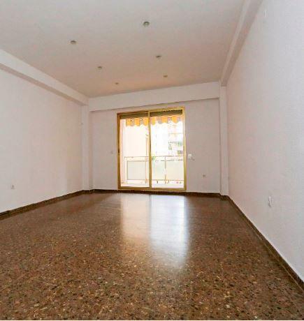 Piso en alquiler en Cullera, Valencia, Calle Jaume Roig, 375 €, 2 habitaciones, 1 baño, 95 m2