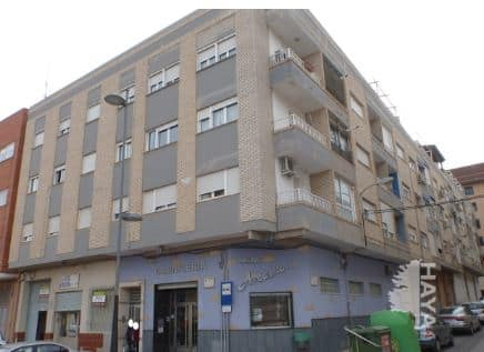 Piso en venta en Yecla, Murcia, Calle Hernán Cortés, 56.600 €, 1 baño, 76 m2