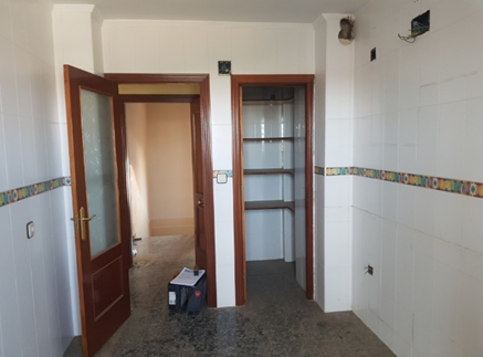 Piso en venta en Malpartida de Plasencia, Cáceres, Calle San Blas, 67.800 €, 4 habitaciones, 2 baños, 108,51 m2