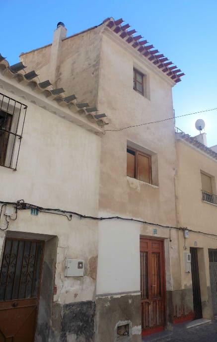 Casa en venta en El Niño, Mula, Murcia, Calle Pureza, 25.419 €, 3 habitaciones, 6 baños, 45 m2
