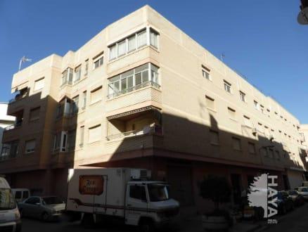 Piso en venta en Santa María del Águila, El Ejido, Almería, Calle Jacinto Benavente, 65.841 €, 3 habitaciones, 1 baño, 109 m2