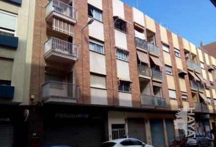 Piso en venta en Sagunto/sagunt, Valencia, Calle Almendro, 53.500 €, 3 habitaciones, 1 baño, 84 m2
