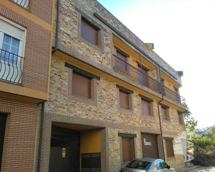 Piso en venta en Arenas de San Pedro, Ávila, Calle Roble, 92.200 €, 2 habitaciones, 2 baños, 93 m2