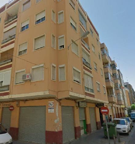 Piso en venta en Alaquàs, Valencia, Calle de la Musica, 62.300 €, 4 habitaciones, 1 baño, 96 m2