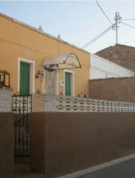 Casa en venta en Cañada, Alicante, Calle Els Trinquets, 64.000 €, 3 habitaciones, 1 baño, 78 m2