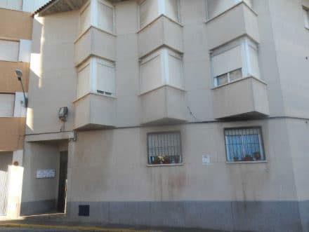 Piso en venta en Los Almendros del Tajo, Noblejas, Toledo, Plaza Conde, 91.482 €, 3 habitaciones, 2 baños, 114 m2