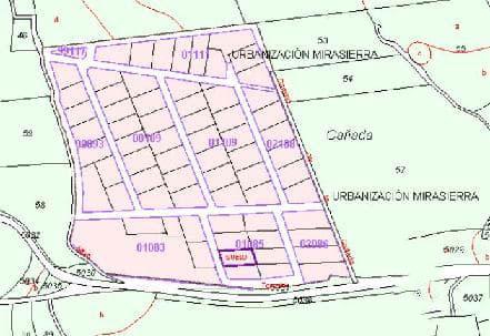 Suelo en venta en Martinamor, Salamanca, Calle Mirasierra Vi, 22.000 €, 800 m2