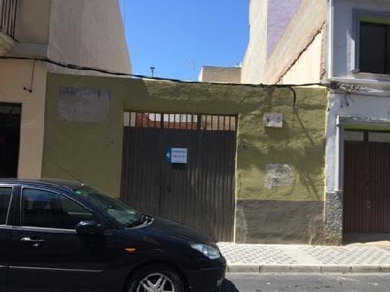 Suelo en venta en Grupo 1º de Mayo, Nules, Castellón, Calle Isaac Peral, 58.826 €, 141 m2