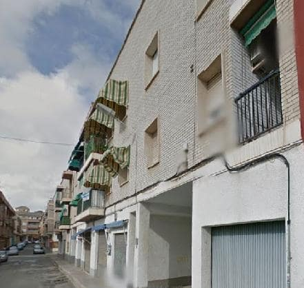 Piso en venta en San Javier, Murcia, Calle Alcalde A., 92.300 €, 3 habitaciones, 1 baño, 104 m2