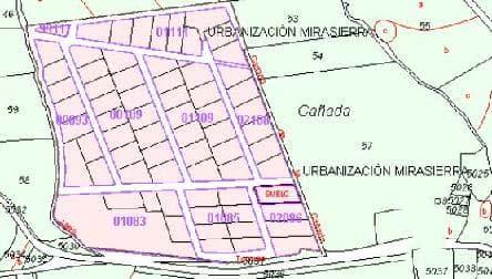 Suelo en venta en Martillán, Martinamor, Salamanca, Calle Mirasierra Vii, 34.000 €, 1232 m2
