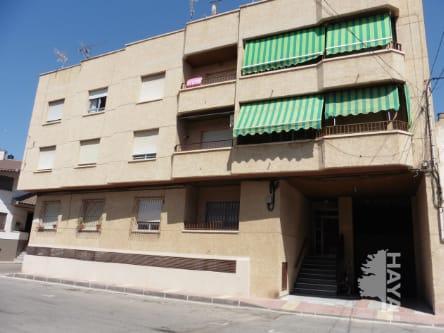 Piso en venta en Las Pujantas, Librilla, Murcia, Calle Murcia, 64.813 €, 4 habitaciones, 1 baño, 89 m2