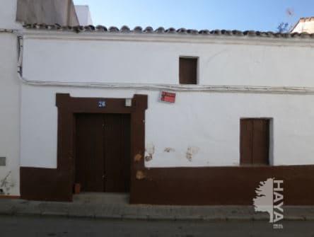Casa en venta en Fuente del Maestre, Badajoz, Calle Carreras, 92.100 €, 3 habitaciones, 1 baño, 189 m2