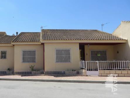 Casa en venta en Murcia, Murcia, Calle Francisco Meroño, 96.607 €, 3 habitaciones, 1 baño, 110 m2