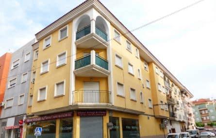 Piso en venta en Algaida, Archena, Murcia, Calle Maestro Pepe, 63.500 €, 2 habitaciones, 1 baño, 93 m2