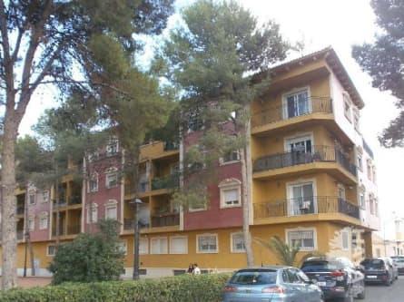 Piso en venta en Monforte del Cid, Monforte del Cid, Alicante, Calle Canónigo Pérez Mira, 58.708 €, 3 habitaciones, 2 baños, 86 m2