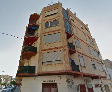 Piso en venta en Vila-real, Castellón, Calle Santa Catalína, 33.500 €, 3 habitaciones, 1 baño, 81 m2