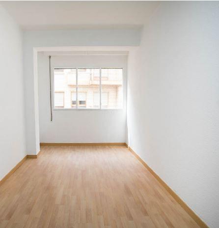 Piso en alquiler en Zaragoza, Zaragoza, Calle Antonio Maura, 520 €, 3 habitaciones, 1 baño, 76 m2